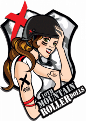 Image result for 10th mountain roller dolls